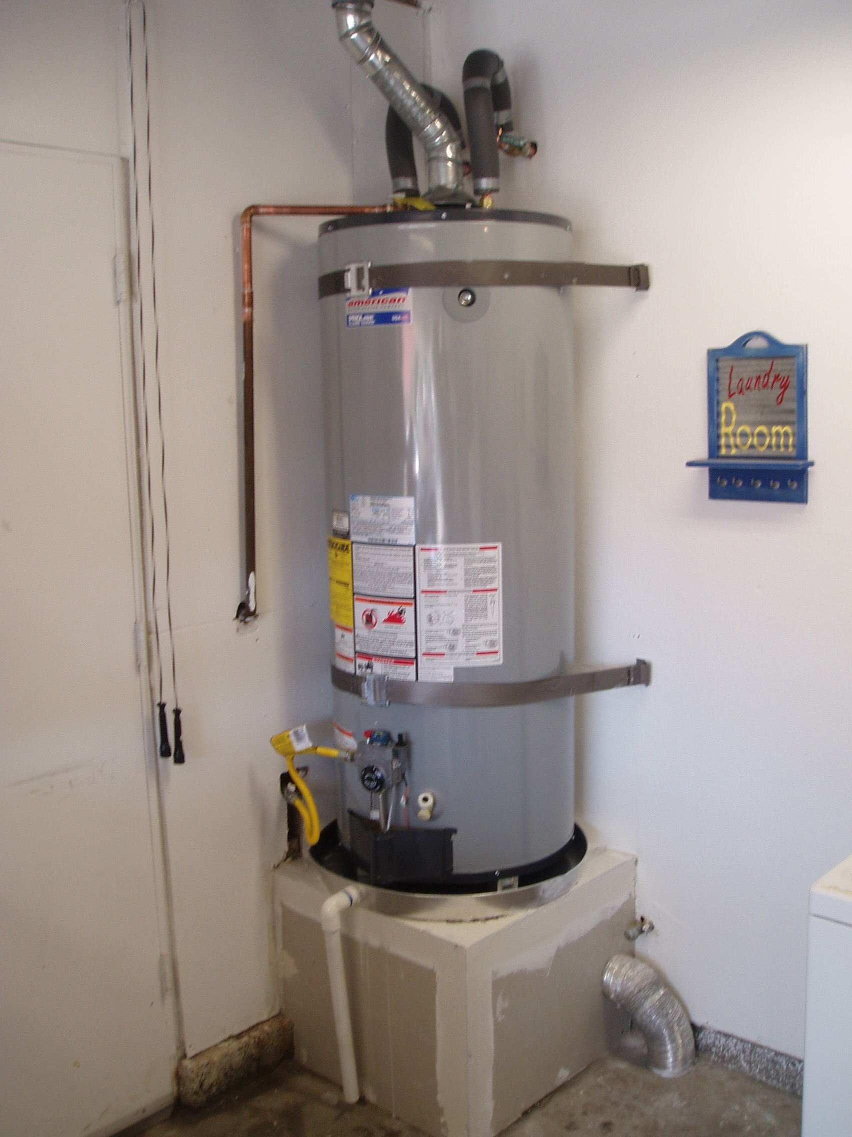 Image Result For Installing A Tankless Water Heater